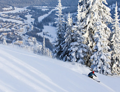 "Sun Peaks Resort Expansion & Rebranding Of ""Sun Peaks Grand"" Hotel"