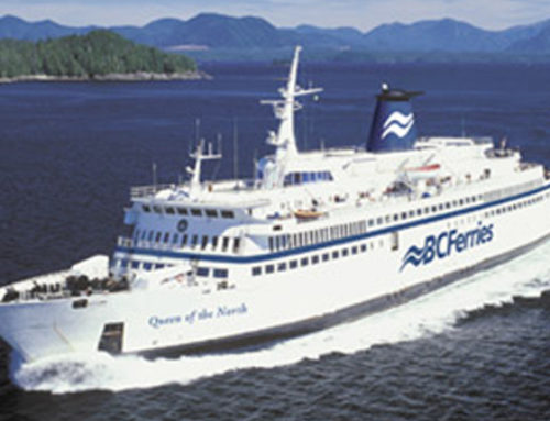 "BC Ferries: Sinking of ""Queen of the North"""