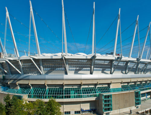 Revitalization of BC Place
