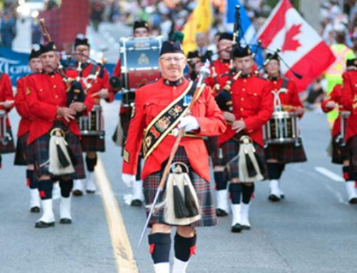Annual Canada Day Parade